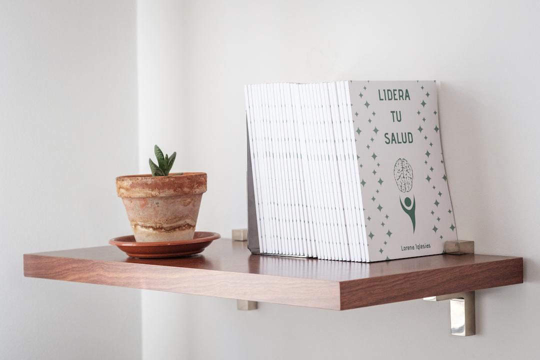 Libro lidera tu salud. Lorena Iglesias